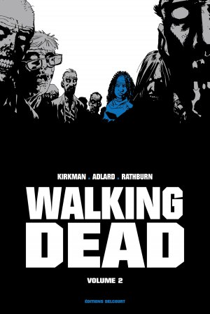Walking Dead # 2 TPB hardcover (cartonnée) - Prestige