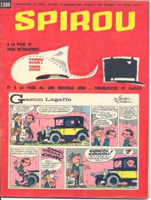 Le journal de Spirou # 1380