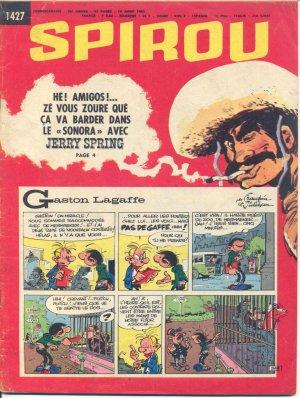 Le journal de Spirou # 1427