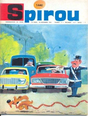 Album Spirou (recueil) # 1440