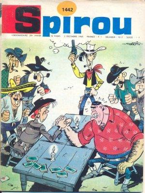 Le journal de Spirou # 1442