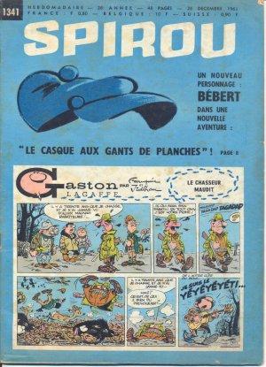 Le journal de Spirou # 1341