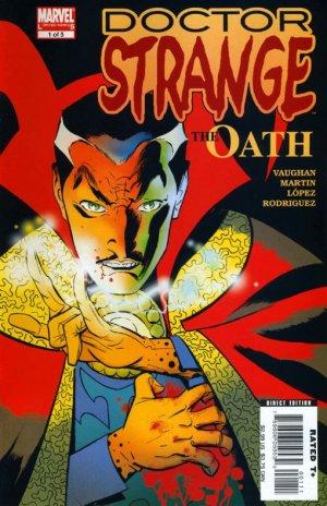 Docteur Strange - Le serment # 1 Issues