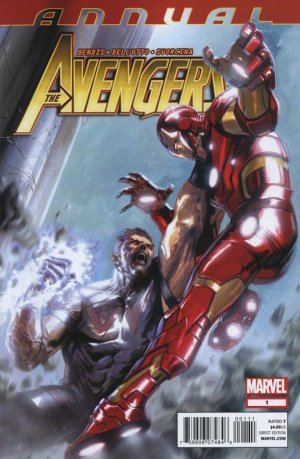 Avengers édition Issues V4 - Annuals (2012)