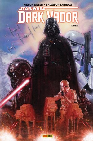 Star Wars - Darth Vader # 3 TPB hardcover (cartonnée)