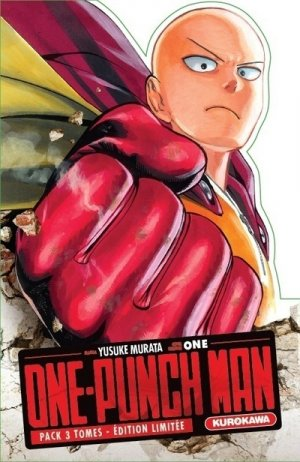 One-Punch Man édition Coffret