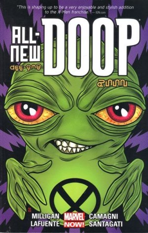 All-New Doop édition TPB softcover (souple)