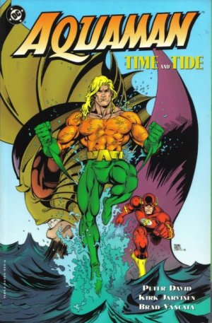 Aquaman - Time and Tide édition TPB softcover (souple)