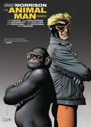 Animal Man édition TPB hardcover (cartonnée) - Omnibus