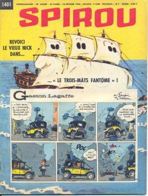 Le journal de Spirou # 1401
