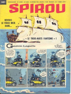 Album Spirou (recueil) # 1401