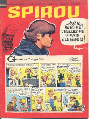Le journal de Spirou # 1406