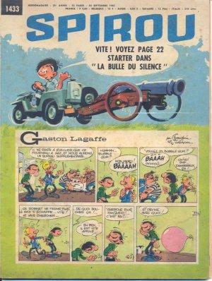 Le journal de Spirou # 1433