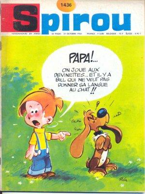 Le journal de Spirou # 1436