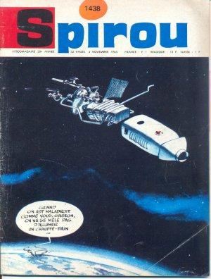 Le journal de Spirou # 1438