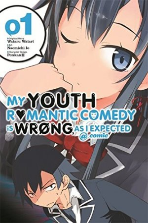 My Teen Romantic Comedy is wrong as I expected édition Simple
