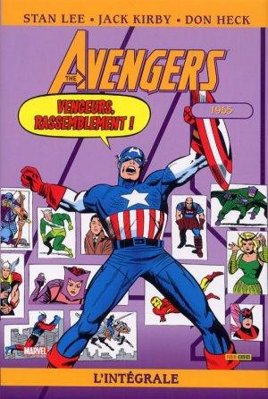 Avengers # 1965 TPB hardcover - L'Intégrale
