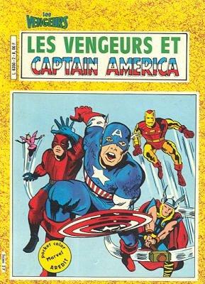 Avengers # 2 Kiosque V1 - Pocket Color Marvel (1982 - 1983)