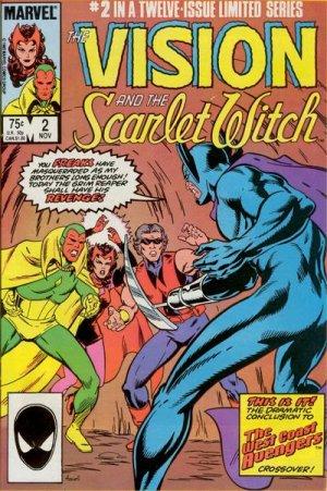 West Coast Avengers # 2 Issues V2 (1985 - 1986)