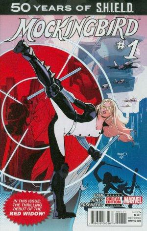 Mockingbird: S.H.I.E.L.D. 50th Anniversary édition Issues V1 (2015)