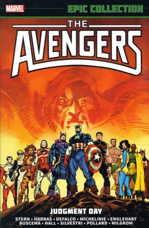 Avengers # 17 TPB softcover (souple) - Epic Collection