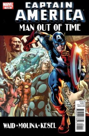 Captain America - Un Homme Hors du Temps # 1 Issues (2011)
