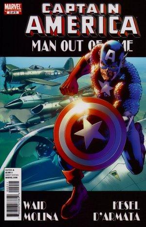 Captain America - Un Homme Hors du Temps # 2 Issues (2011)