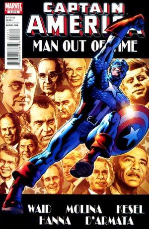 Captain America - Un Homme Hors du Temps # 3 Issues (2011)