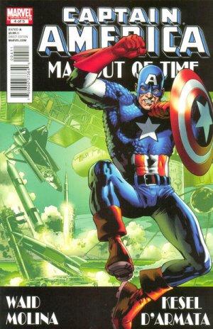 Captain America - Un Homme Hors du Temps # 4 Issues (2011)