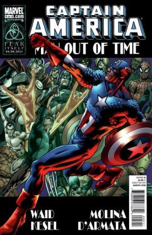 Captain America - Un Homme Hors du Temps # 5 Issues (2011)