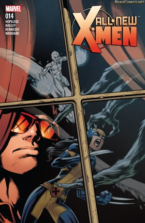 All-New X-Men # 14 Issues V2 (2015 - 2017)