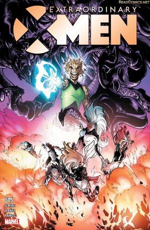 Extraordinary X-Men # 15 Issues V1 (2015 - 2017)