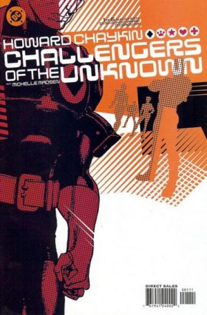 The Challengers of the Unknown édition Issues V4 (2004)
