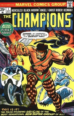 Champions édition Issues V1 (1975 - 1978)
