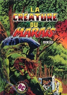 La Créature du Marais # 1 Kiosque (1982)