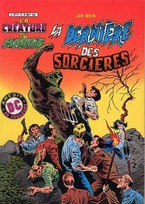 La Créature du Marais # 3 Kiosque (1982)