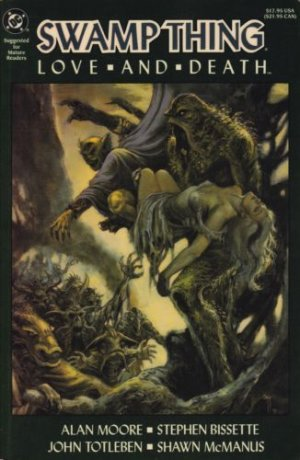 The saga of the Swamp Thing # 2 TPB softcover (souple) - Issues V2