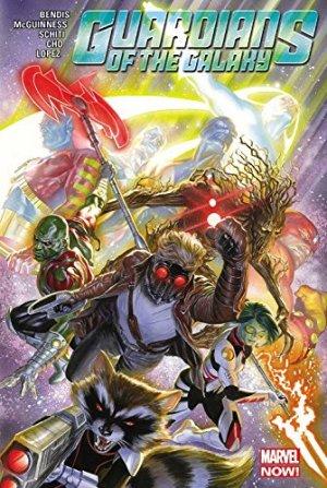 Les Gardiens de la Galaxie # 3 TPB Hardcover - Issues V3 (2015 - 2017)