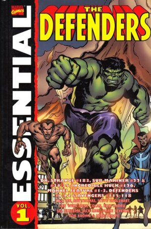 The Incredible Hulk # 1 TPB Softcover (souple) - Essential
