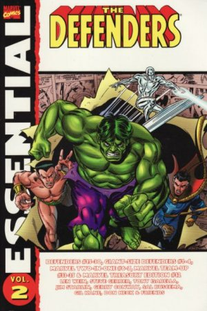 Marvel Two-In-One # 2 TPB Softcover (souple) - Essential