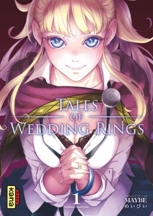 Tales of wedding rings édition Simple