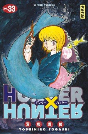 Hunter X Hunter 33 Simple