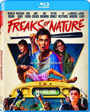 Freaks Of Nature édition Simple
