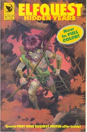 Elfquest - Les années cachées # 1 Issues (1992 - 1996)