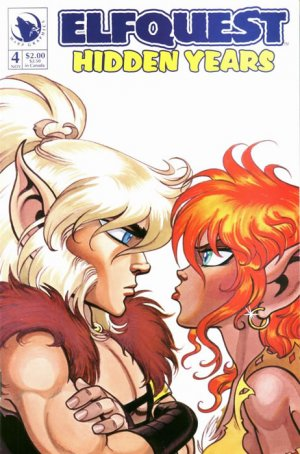 Elfquest - Les années cachées # 4 Issues (1992 - 1996)