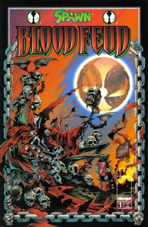 Spawn - Blood Feud édition Issues (1995)