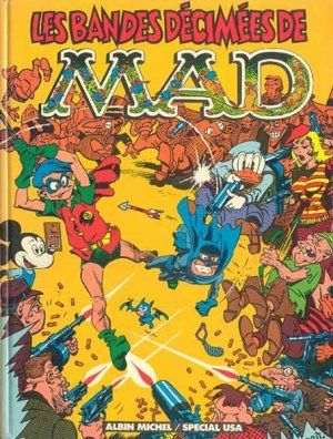 MAD édition Simple (1985 - 1987)