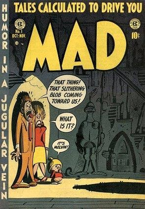 MAD édition Issues (1952 - Ongoing)