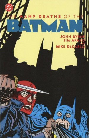 The Many Deaths of Batman édition TPB softcover (souple)