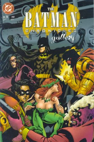 The Batman Chronicles Gallery édition Issues